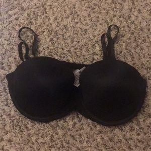 VS Pink - Black push up bra + Mystery Bonus Gift!
